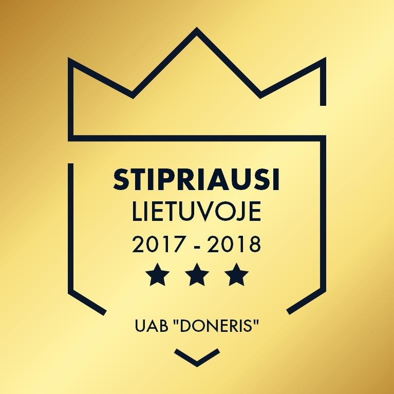 Stripriausi Lietuvoje